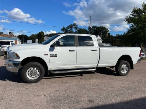 2013 RAM Ram Pickup 2500 for sale at RIVERSIDE AUTO SALES in Sioux City IA