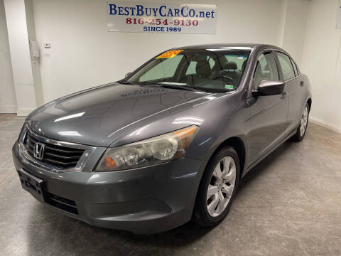 2010 Honda Accord for sale at Best Buy Car Co in Independence MO