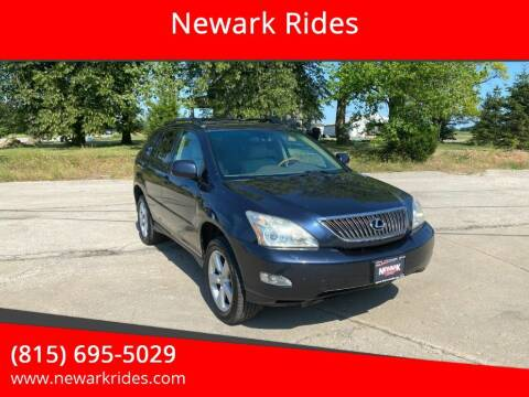 2005 Lexus RX 330 for sale at Newark Rides in Newark IL