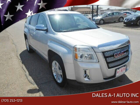 2010 GMC Terrain for sale at Dales A-1 Auto Inc in Jamestown ND