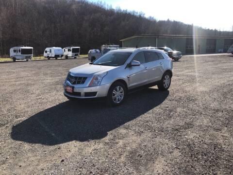 2011 Cadillac SRX for sale at DAN KEARNEY'S USED CARS in Center Rutland VT