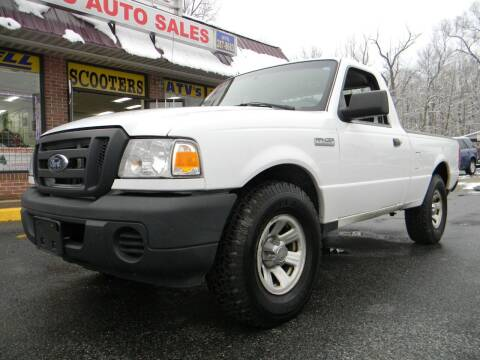 2009 Ford Ranger for sale at A C Auto Sales in Elkton MD