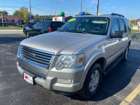 2008 Ford Explorer for sale at Miro Motors INC in Woodstock IL