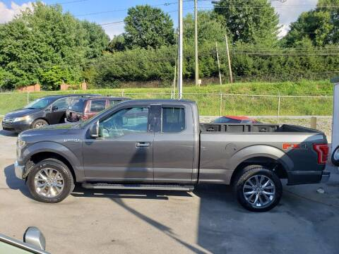 2016 Ford F-150 for sale at Green Tree Motors in Elizabethton TN