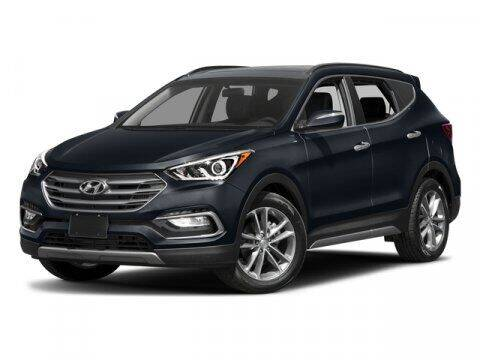 2017 Hyundai Santa Fe Sport for sale at HILAND TOYOTA in Moline IL
