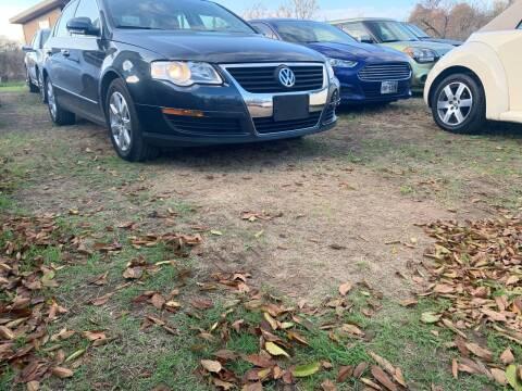 2006 Volkswagen Passat for sale at Hatimi Auto LLC in Buda TX
