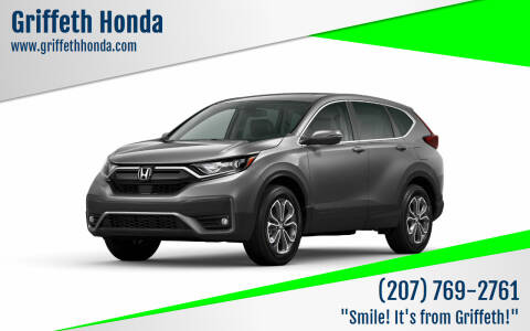 2020 Honda CR-V Hybrid for sale at Griffeth Honda in Presque Isle ME