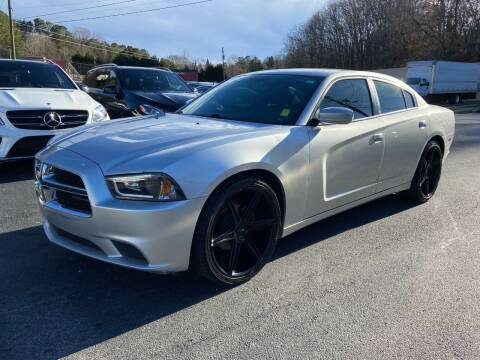 2012 Dodge Charger for sale at Luxury Auto Innovations in Flowery Branch GA