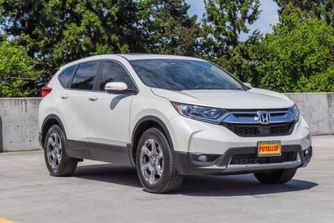 2017 Honda CR-V for sale at Chevrolet Buick GMC of Puyallup in Puyallup WA