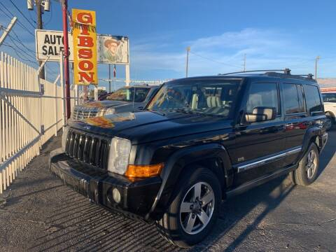 2006 Jeep Commander for sale at Robert B Gibson Auto Sales INC in Albuquerque NM