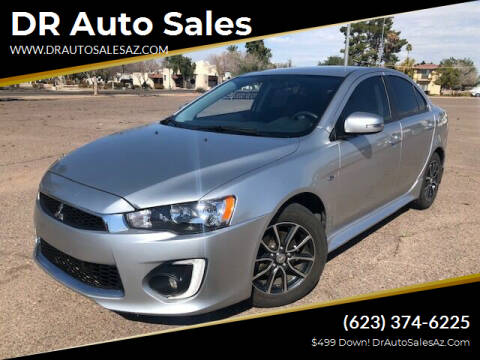 2017 Mitsubishi Lancer for sale at DR Auto Sales in Glendale AZ