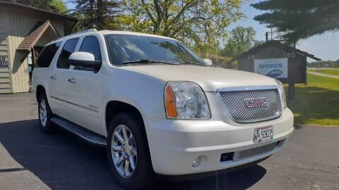 2011 GMC Yukon XL for sale at Shores Auto in Lakeland Shores MN