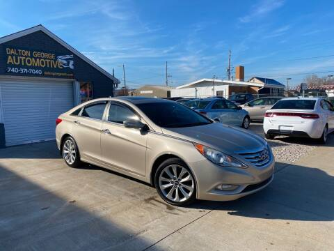 2011 Hyundai Sonata for sale at Dalton George Automotive in Marietta OH
