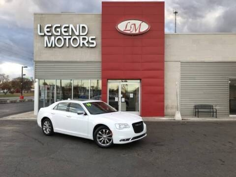 2019 Chrysler 300 for sale at Legend Motors of Waterford - Legend Motors of Ferndale in Ferndale MI