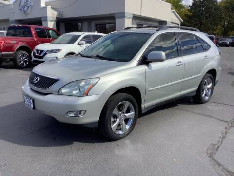 2004 Lexus RX 330 for sale at Beutler Auto Sales in Clearfield UT