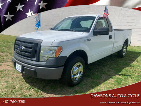 2009 Ford F-150 for sale at Dawsons Auto & Cycle in Glen Burnie MD