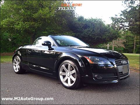2008 Audi TT for sale at M2 Auto Group Llc. EAST BRUNSWICK in East Brunswick NJ