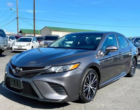 2018 Toyota Camry for sale at PONO'S USED CARS in Hilo HI