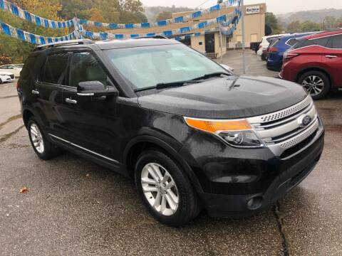 2014 Ford Explorer for sale at Matt Jones Preowned Auto in Wheeling WV