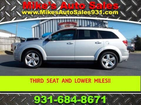 2009 Dodge Journey for sale at Mike's Auto Sales in Shelbyville TN