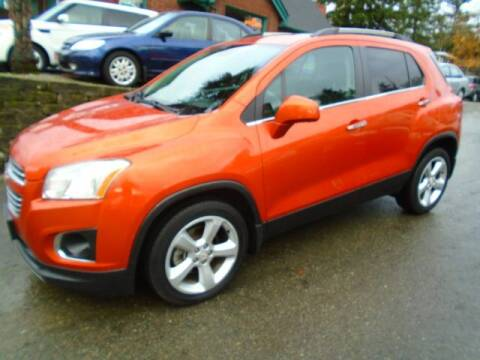 2015 Chevrolet Trax for sale at Carsmart in Seattle WA