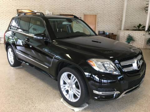 2015 Mercedes-Benz GLK for sale at Haynes Auto Sales Inc in Anderson SC