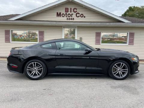 2015 Ford Mustang for sale at Bic Motors in Jackson MO
