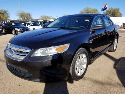 2010 Ford Taurus for sale at California Auto Sales in Amarillo TX