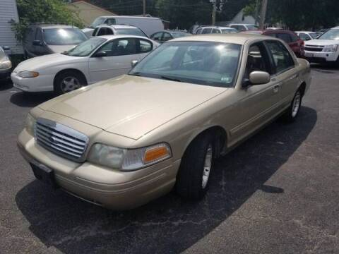 2000 Ford Crown Victoria for sale at JC Auto Sales - Suburban Motors in Belleville IL