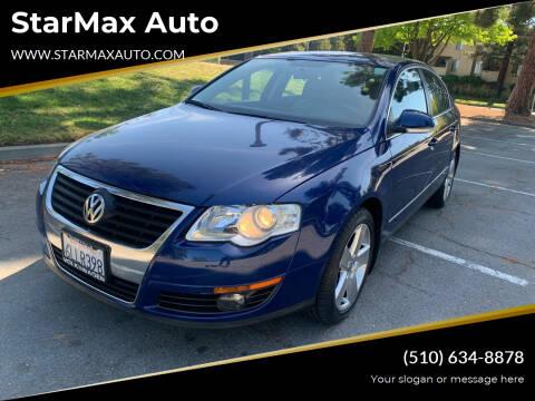 2009 Volkswagen Passat for sale at StarMax Auto in Fremont CA