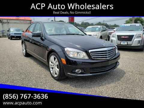 2011 Mercedes-Benz C-Class for sale at ACP Auto Wholesalers in Berlin NJ