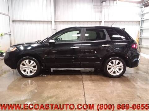 2012 Acura RDX for sale at East Coast Auto Source Inc. in Bedford VA
