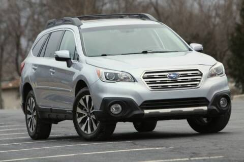 2016 Subaru Outback for sale at MGM Motors LLC in De Soto KS