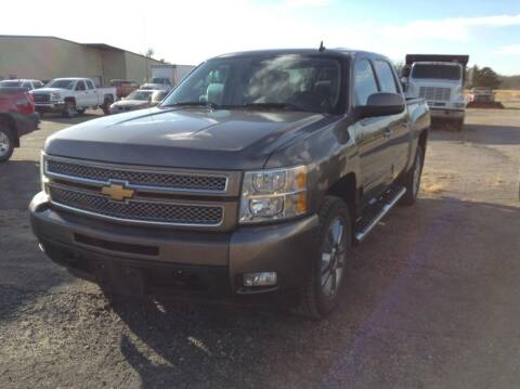 2013 Chevrolet Silverado 1500 for sale at Melton Chevrolet in Belleville KS