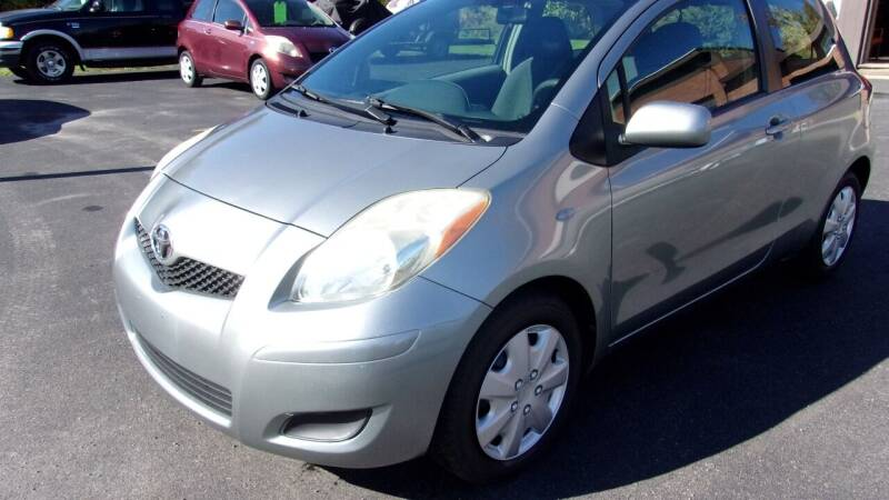 2009 Toyota Yaris for sale at Eagle's Wings Auto Sales in Hilton NY