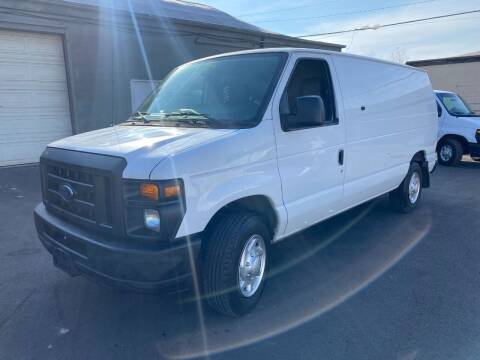 2012 Ford E-Series Cargo for sale at Major Car Inc in Murray UT
