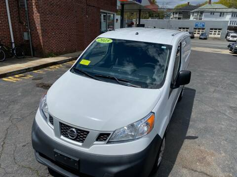 2015 Nissan NV200 for sale at Paradise Auto Sales in Swampscott MA