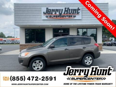2011 Toyota RAV4 for sale at Jerry Hunt Supercenter in Lexington NC