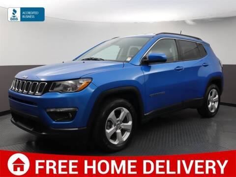 2017 Jeep Compass for sale at Florida Fine Cars - West Palm Beach in West Palm Beach FL