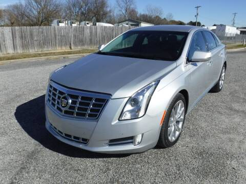2013 Cadillac XTS for sale at AutoMax of Memphis - Logan Karr in Memphis TN