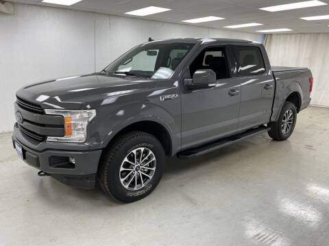 2020 Ford F-150 for sale at Kerns Ford Lincoln in Celina OH