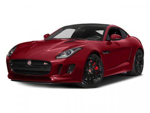 2017 Jaguar F-TYPE for sale at Auto Finance of Raleigh in Raleigh NC