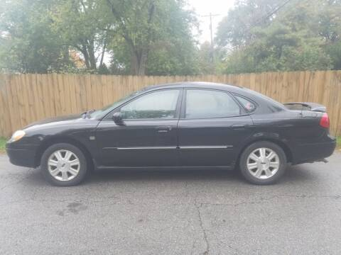 2003 Ford Taurus for sale at REM Motors in Columbus OH