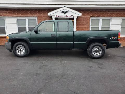 2005 GMC Sierra 1500 for sale at UPSTATE AUTO INC in Germantown NY