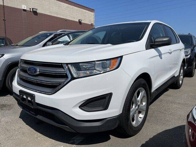 2017 Ford Edge for sale at SOUTHFIELD QUALITY CARS in Detroit MI