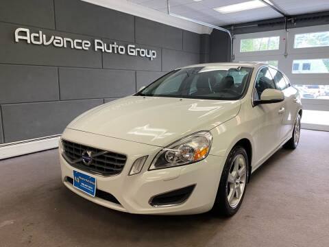 2012 Volvo S60 for sale at Advance Auto Group, LLC in Chichester NH