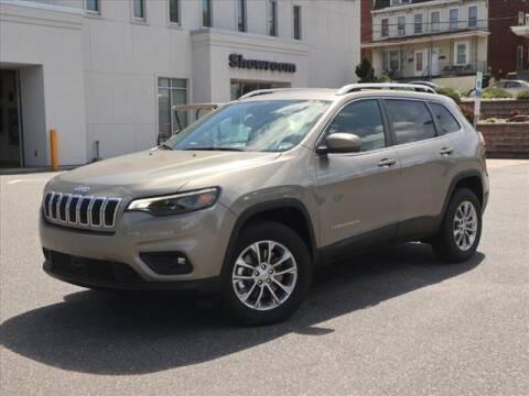 2021 Jeep Cherokee for sale at Bob Weaver Auto in Pottsville PA