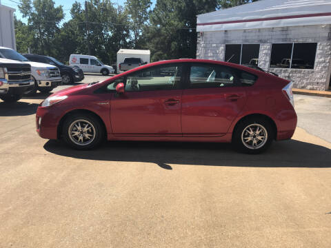 2010 Toyota Prius for sale at Northwood Auto Sales in Northport AL