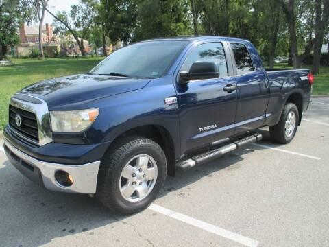2008 Toyota Tundra for sale at RENNSPORT Kansas City in Kansas City MO
