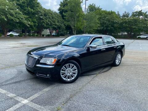 2014 Chrysler 300 for sale at Uniworld Auto Sales LLC. in Greensboro NC